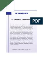 Lettre Du Maire 2006 04 Dossier