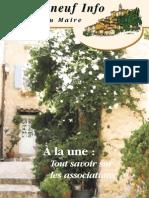 Lettre du Maire -2006-12