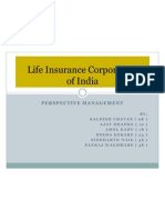 Perspective Management - LIC