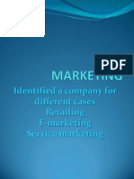 Marketing Prem Prakash