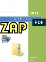 Ficheros ZAP