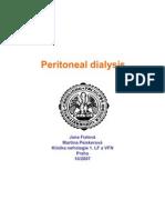 11a Peritoneal Dialysis