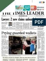 Times Leader 11-24-2011