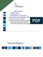 TrB1 Internal Energy