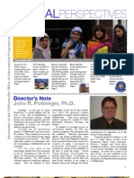 OIPS Newsletter - Fall 2011 - Press on NC Visit