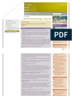 Thematic Digest - Mountain Climate Change, Issue 25 (16 November 2011)