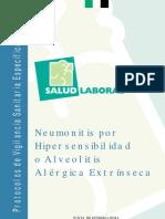 Neumonitis