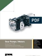 Gear Pump Parker