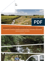 Managing Australian Landscapes