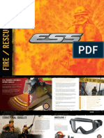 ESS 2010 Fire Rescue Brochure