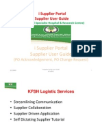 i Supplier Portal-Supplier User Guide