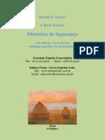 DIVALDO E RAUL TEIXEIRA - DIRETRIZES DE SEGURANÇA