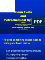 Clean Fuel and Petrochemicals