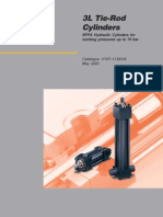 Hydraulic Cylinder Parker 3l