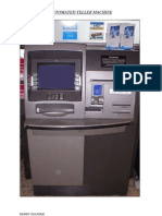 An Automated Teller Machine or Automatic Teller Machine