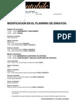 Mod Planning