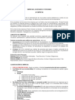 01-1 Empresas, Sociedades y Personas