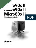 Boston Acoustics Micro 80x II_MR8090xcIIMan