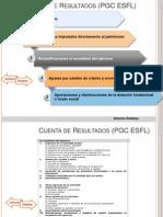 Cuenta de Resultados del (nuevo) PGC de entidades sin fines lucrativos