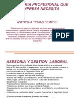 Presentacion Asesoria Tomas Semitiel