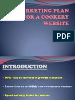 Cookery Website