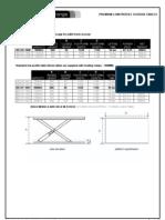 Premium Low Profile Scissor Tables