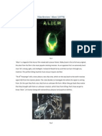 Film Review Alien