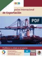 Plan de Negocios de Exportacion