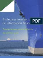 IFRS Consideraciones Para La Industria Del Petroleo y Gas