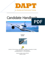 CASS Candidate Handbook - Level A4 - V10-2 Copia