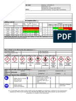 Cf-hsf-022 Coshh Assessment Form (Clp)