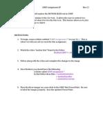 GIMP Assignment 7