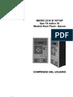 Micro 2x16 III Flash Eprom