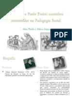 Pestalozzi - Pedagogia Social - em contrução
