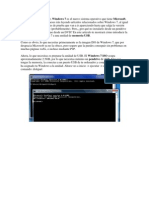 Windows7 Desde USB