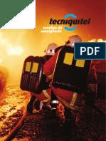 Catálogo Serviços de Emergência - TECNIQUITEL