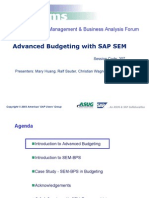 Advanced Budgeting Huang Sauter Wagner 307