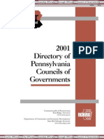 PACOG Directory 2001