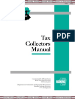 Tax Collector Manual