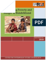 Overcoming Poverty and Hunger in Bundelkhand
