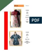 Katalog Batik Wanita 23 Nopember 2011
