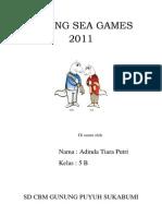 Kliping Sea Games 2011