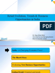 European Business Group - India and Retail
