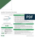 Grupfoni Transaction Case Study