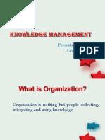 Knowledge Managemen