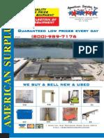 American Surplus Catalog