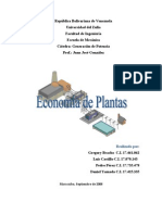 Economia de plantas