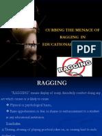 Ragging Final
