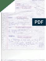 Resumen Ecuaciones Diferenciales Primer y Segundo Orden
