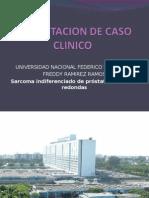 Presentacion de Caso Clinico Villarreal